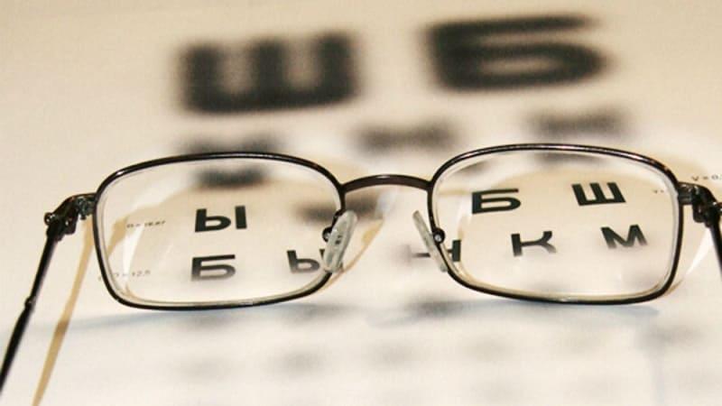 Проверка зрения на медкомиссии в военкомате