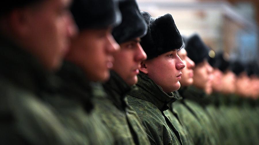 Плоскостопие и армия