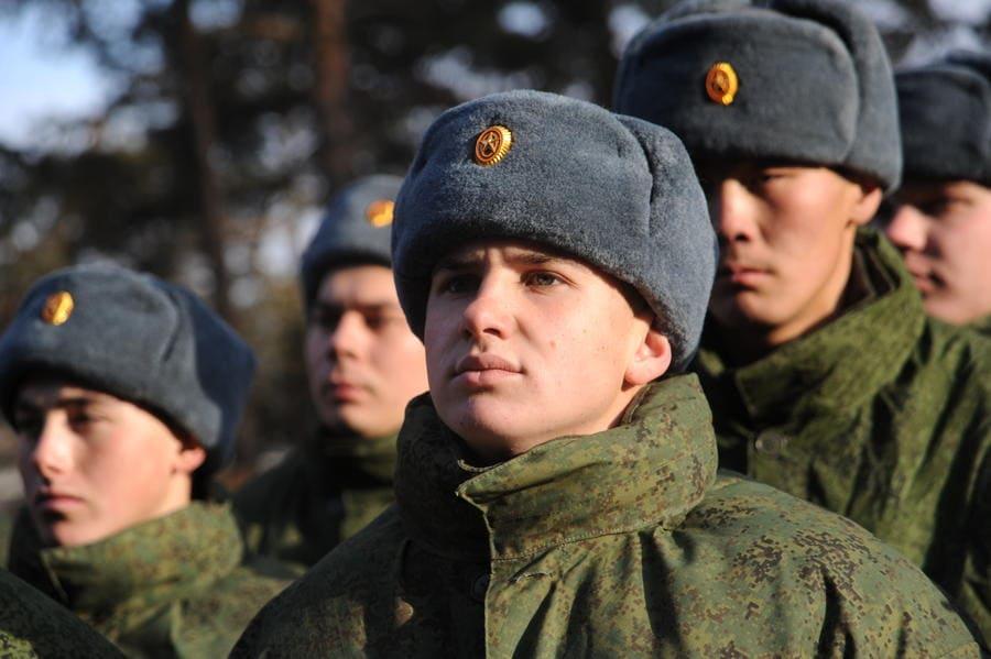 Служба в армии с кифозом