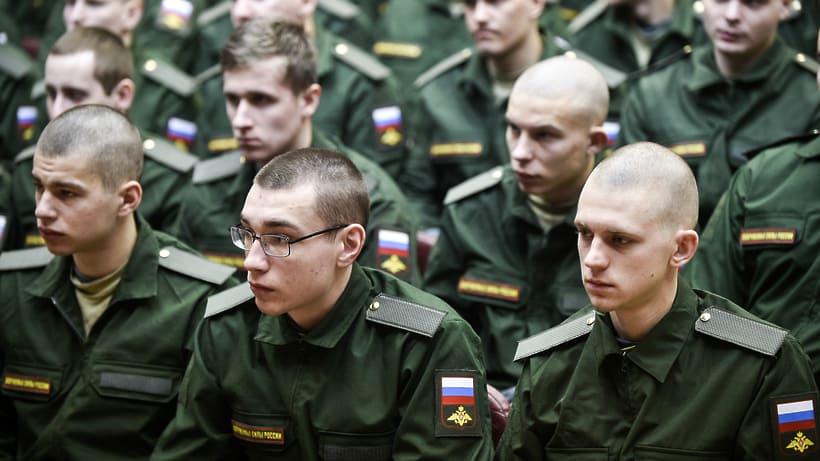 Отмена призыва в армию