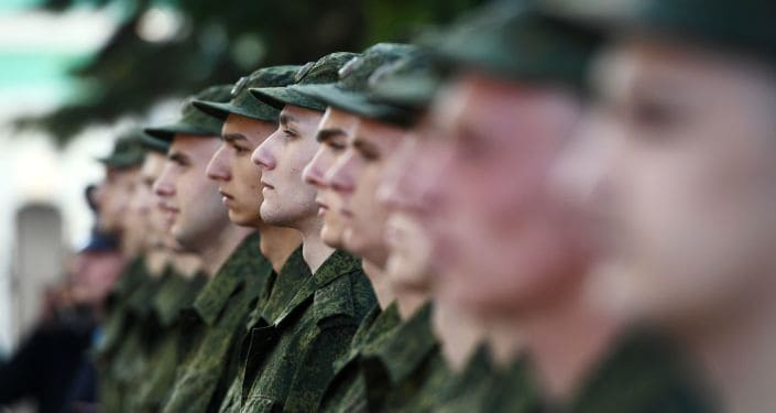 Служба в армии с невусом