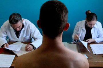 Медкомиссия в военкомате - процедура для призывников